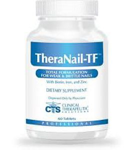 Foot health Supplements, TheraNail