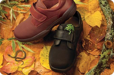 brian  diabetic shoe  velcro  mens shoes  edema